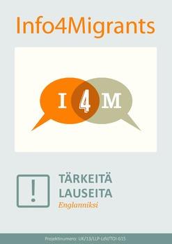 I4M Essential phrases (Finnish - English)