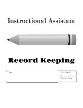 IA Assessment Record