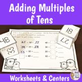 Adding Tens Activities