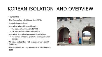 IB A-Level AP Korean History - C19th