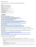 IB AP Spanish 4 Immigration WebQuest