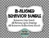 IB-Aligned Behavior Bundle -Clip Chart, Action Cycle, Refl