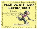 Positive IB Attitude Literacy Pack