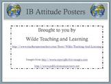 IB Attitude Posters