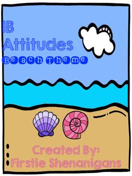 IB Attitudes Beach Theme