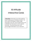 IB Attitudes Interactive Cards (IB)