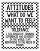 IB Attitudes Mini Posters