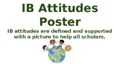 IB Attitudes Poster