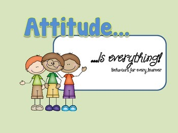IB Attitudes Posters- PYP