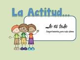 IB Attitudes Posters- PYP Spanish