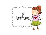 IB Attitudes Signs Kids Themed