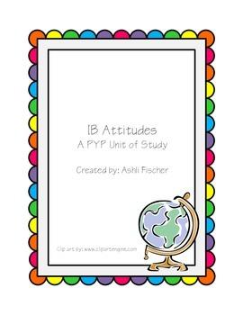IB Attitudes Unit