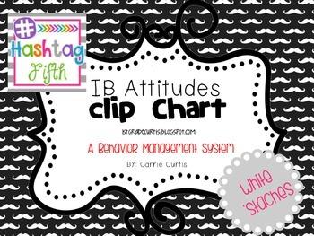 IB Attributes Behavior Clipchart: White mustaches!