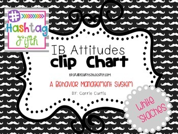 IB Attributes Behavior Clipchart: White mustaches!