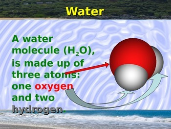 IB Biology SL HL 2016 Water 2.2 Power Point