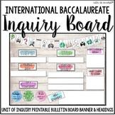 IB Bulletin Board Kit
