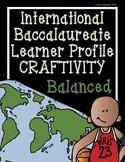 IB Craftivity - Balanced