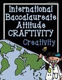 IB Craftivity - Creativity