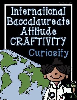 IB Craftivity - Curiosity