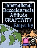 IB Craftivity - Empathy
