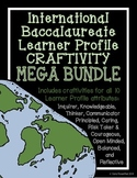 IB Craftivity - Learner Profile Mega Bundle
