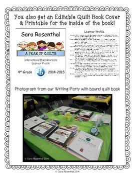 IB Craftivity - Learner Profile Mega Bundle