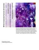 IB DP Environmental Systems & Soc - IA Preparation - Exper