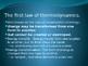 IB DP Environmental Systems & Societies Topic 1.3 Thermodynamics