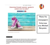 IB DP French B / AP - Reading comprehension - Distance learning
