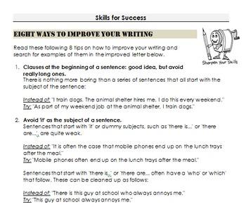 IB - DP Language and Literature - Paper 1 Assessment Booklet