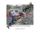 IB DP /MYP French B Images for orals: Option La santé-4 pi