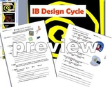 IB Design Cycle [2-3 Day] Project/Experiment - Middle Years