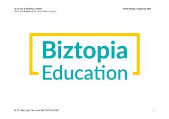 Ib Diploma Business Management 1 3 Ansoff Matrix Label The Matrix