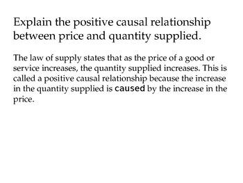 IB Diploma Microeconomics - Supply