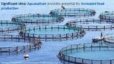 IB ESS Topic 4.3 Aquatic Food Production Systems
