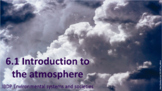 IB ESS Topic 6 Atmospheric Systems and Societies Bundle