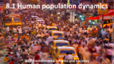 IB ESS Topic 8 Human Systems and Resource Use Bundle