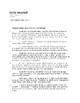 IB English Literature HL New Curriculum: Learner Portfolio Paper 1