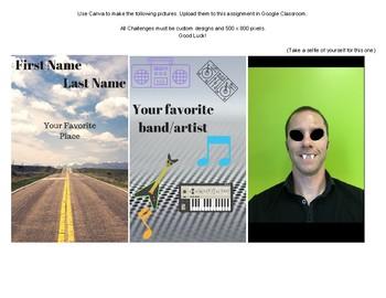 IB Graphic Design Unit for MYP Design Class