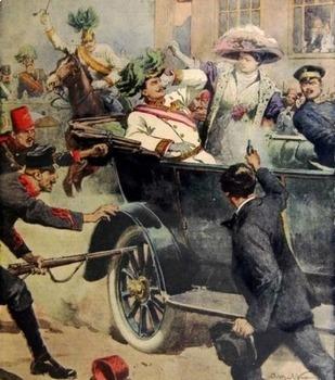 IB History - 1914 July Crisis