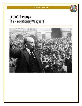 IB History - Lenin's Ideology