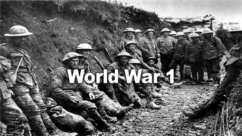 IB History - Origins of World War I: Militarism