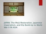 IB History - Paper 1: Move to Global War (Japan)