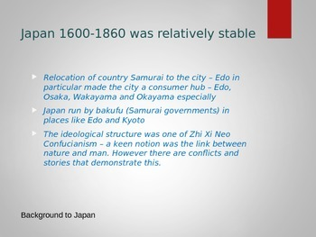 IB History Paper 1 (Out break of WWII Japan)