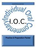 IB IOC Practice and Preparation Packet