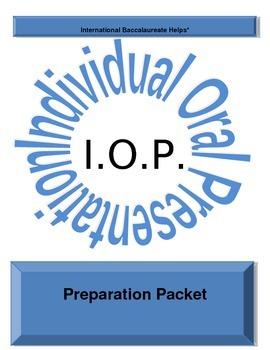 IB IOP Preparation Packet
