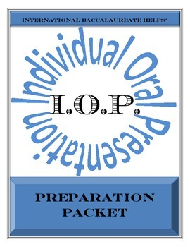 IB IOP Preparation Packet