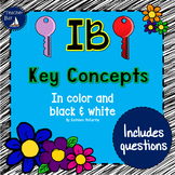 IB Key Concepts PYP