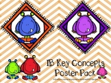 IB Key Concepts Poster Pack-Monster Theme