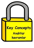 IB Key Concepts in English and Turkish